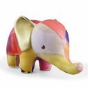 Zuny Classic Elephant Kaleidoscope Bubble - Pink/Yellow