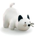 Zuny Classic Cat - White/Black