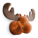 Zuny Series Wallmount Rudo Moose - Tan/Brown