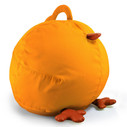 Zuny Small Pica Beanbag Cover - Yellow/Tan