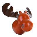 Zuny Series Large Wallmount Rudo Moose - Tan/Brown