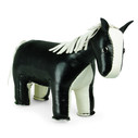 Zuny Classic Horse Paperweight - Black