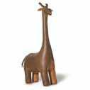 Zuny Classic Collection Giraffe Bookend