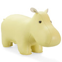 Classic Hippo Bookend - Cream