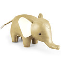 Classic Elephant Bookend - Gold