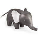 Classic Elephant Bookend - Chrome