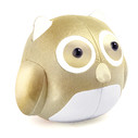 Cicci Owl Bookend - Gold