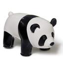 Zuny Classic Panda Bookend - Black/White