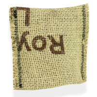 Java Scrub- Jute Coffee bag