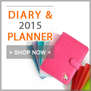 2015 diary & planner fallindesign