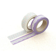 "0.59""X11yd Masking adhesive Tape - lily"