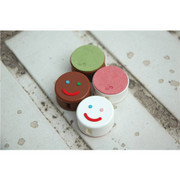 Smile earphone cable winder organizer