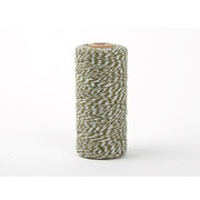 Roll Twine cotton string - Khaki