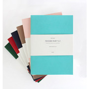 2015 Indigo The basic undated diary