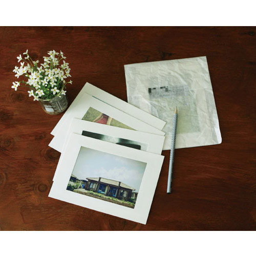 Moods&Views 5X7 design paper photo frame set - fallindesign