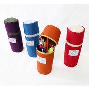 Glance long long stand up pencil case