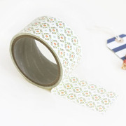 Pattern adhesive reform tape - Vintage