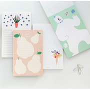 Breezy day memo notepad