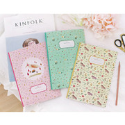 Willow story classic lined notebook