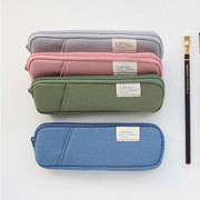 A low hill basic standard pocket pencil case