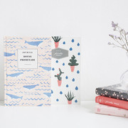 hardcover lined notebook type B