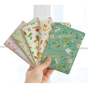 Willow story pattern passport cover case