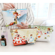 The Classic story standing zipper pouch