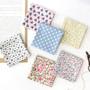 Pattern daily soft handkerchief hankie