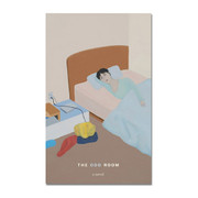 The Odd Room paperback plain notebook