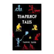 Tempelhof Tales paperback plain notebook