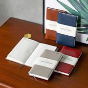 2017 Indigo The basic undated slim diary planner