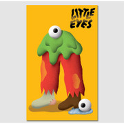 Paperpack Little eyes paperback plain notebook