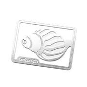 Bookfriends Sound of sea steel bookmark
