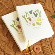 Bookcodi Molang weekly undated diary scheduler