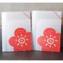 N.IVY Lotus Blossom translucent document file holder
