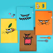 Antenna shop Monster A4 document file folder
