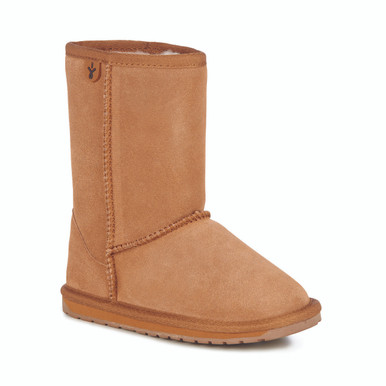 EMU Australia Kids Wallaby Lo Chestnut