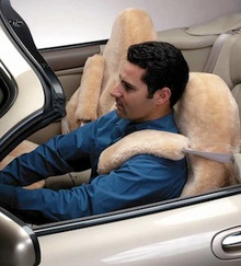 Tailor Made Sheepskin Seatcover