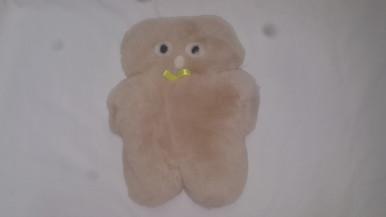 Flat Teddy Honey