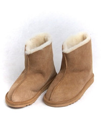 Chestnut Short Boot