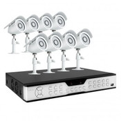 KDH6-NARBZ8ZN-1TB 16 channel Surveillance System