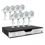 KDH6-NARBZ8ZN-1TB 16 channel Surveillance System