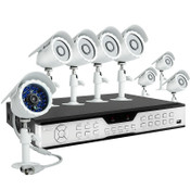 Zmodo 16 Channel DVR Surveillance System