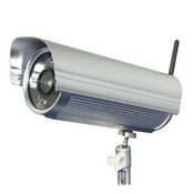 Outdoor Wireless IP Network Camera