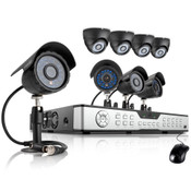 Zmodo 16CH Video Security System w/ 1TB HDD & 8 700TVL Outdoor Camera