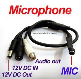 Zmodo DVR Audio Microphone