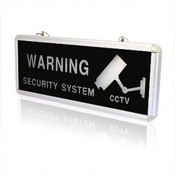 Zmodo Surveillance Sign ACC-WS101