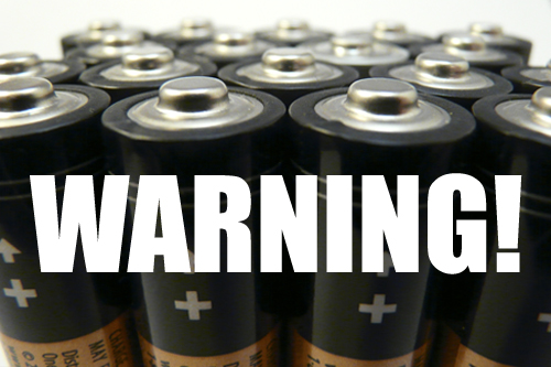 Battery Warnings to Take Seriously