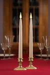 Bring safe, flameless candlelight to your dinner party or holiday decorations.