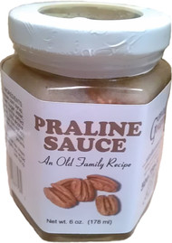 Praline Sauce that has many uses that gives the right flavor to your deductibles.